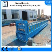 Best Stable Structure Automatic Roll Forming Machine Joint Hidden Type PLC Control wholesale