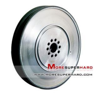 Best Vitrified bond CBN grinding wheels for crankshaft and camshaft  gina@moresuperhard.com wholesale