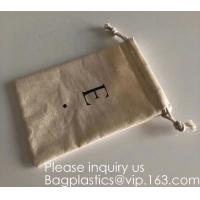 Cotton Reusable Grocery Bags, Produce Bags, Jewelry Pouch, Muslin Brewing bags,