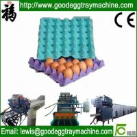 Best Reciprocating Paper Pulp Moulding Machine for Egg Trays wholesale