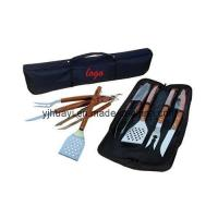 Best 4 Piece BBQ Tool Set (HYBQ-3370) wholesale