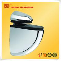 China 8mm position swivel glass clamp/glass shelf support/glass hardware on sale