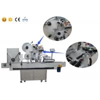 Best Eye Drops Bottle Vial Labeling Machine , Industrial Labelling Machine CE Certificate wholesale
