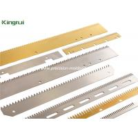 Best Large Volume Precision Straight Tooth Blade Packaging Knives in Stock wholesale