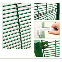 Best Anti-climb PVC Welded Fencing wholesale
