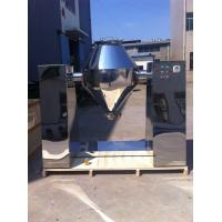 Buy cheap Stainless Steel powder blender machine /  High evenness Double Cone mixer product