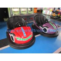 Best Different Colours Battery Powered Kids Amusement Electric Bumper Cars In Sibo wholesale