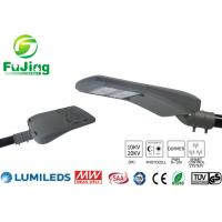 China Highway Led Street Lighting Fixtures 100w Ip66 With High Lumen 150lm / W on sale