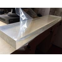 Best 50mm Thick Mitsubishi PMMA Acrylic Sheet Clear with SGS / CE / Rosh / UL wholesale
