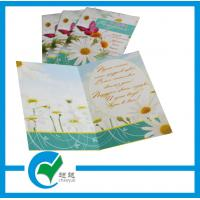 Best OEM Customized Greeting Card Stock Paper Printing for Holiday Decoration & Gift wholesale