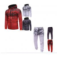 Best High Quality Custom polyester Fabric Sublimation Mens Slim Fit Hoodies Street Tracksuit wholesale