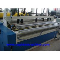 Best 3 Phase Coloured Toilet Tissue Making Machine Form Jumbo Roll 1800mm - 3500mm wholesale