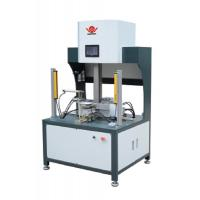 China Gift Box Automatic Folding Pressing Machine / Air Bubbles Press Electric Driven Type on sale