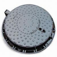 Best Ductile Iron Manhole Cover, Suitable for Construction and Public Use wholesale