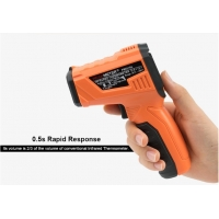 Best Digital Thermometer Smart Sensor Infrared Thermometer laser with LCD for industrial and domestic use wholesale