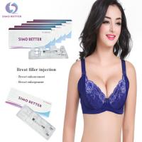 Best Injectable Hyaluronic Acid Breast Filler Optional Capacity With Prefilled Syringe wholesale