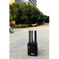 Best Portable Bomb Signal Jammer 20-6000 MHz Working Frequency For Military Security Force wholesale