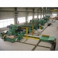 Best Cut to Length Line Machine with Thickness Ranges from 0.5 to 25mm wholesale