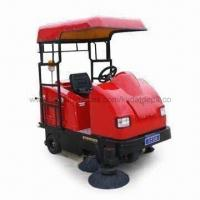 Best Street Sweeper with 3-side Brushes, 850W Motor Working Power, 36V Voltage and 150L Dustbin Capacity  wholesale
