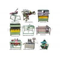 Best Complete Bamboo Chopstick Making Machine With Combination Pull Machine wholesale