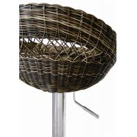 Buy cheap Rattan Series Of The Bar Chair With Chrome Base,W47*D48*H79-100cm In The H-504 product