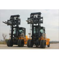 China Automatic Compact Forklift Trucks , Powerful 16 Ton Industrial Lift Truck on sale