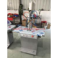 Best Semiautomatic Aerosol Gas Filling Machine for Filling LPG, DME, 134A, etc. wholesale