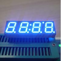 "Best Ultra Blue Common Anode 0.39"" 4 Digit Seven Segment Display For Digital TV STB wholesale"