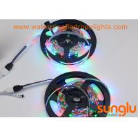 China Flexible RGB Super Bright LED Light Strips , Bendable LED Strip Lights For Christmas on sale