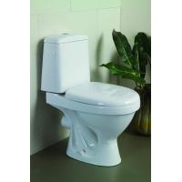 China Eco wc ceramic two piece toilet on sale