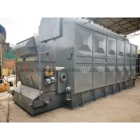 Cheap Manufacturer Supplier high quality wood pellet steam boiler and biomass steam boiler for wholesale for sale