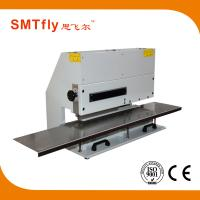 Best Two Linear Blades Pneumatic Pcb Depaneling Machine For Aluminium T8 led Tube wholesale