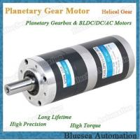 Best 72mm, 120W/150W/180W BLDC Motor with planetary gearbox wholesale