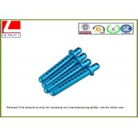 Best Blue Anodization Aluminium CNC Turning Parts Shaft For General Industries wholesale
