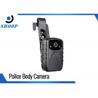 Best High Resolution Security Guard Body Camera 1296P GPS Ambarella A7 wholesale