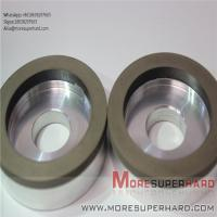 Best 6A2 The resin bond diamond is easy to dress the superhard diamond grinding wheel  Alisa@moresuperhard.com wholesale