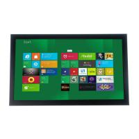 China 22 Industrial Touch Screen Computer Displays High Definition For Industrial Control on sale