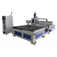 Best High Accuracy Cnc Wood Cutting Machine , Leather Cnc Cutting Machine Low Noise wholesale