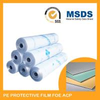 Best Waterproof Self Adhesive Protective Film For Aluminum Composite Panel wholesale