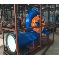 Buy cheap 100kW Small Water Turbine/ Micro Francis Hydro Turbine Price stainless steel runner product