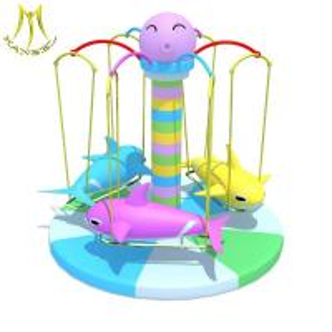China Hansel  interior games pirate ship playground children playground equipments sale on sale