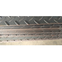 China ASTM A36 Chequered Plate A36 Checkered Plate DIN17100 ST37.2  ASTM A36 Steel Plate A36 Carbon Steel Plate on sale