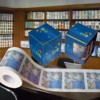 China commercial toilet tissue  2ply 3ply custom printed toilet paper  china supplier on sale