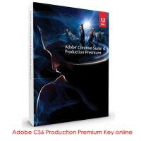 China CS6 License Key for adobe creative suite 6 production premium student and teacher edition on sale