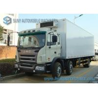China JAC 20 tons freezer refrigerated truck and trailer for sale in Madagascar on sale