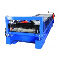 Best Corrugated Steel Panel Roll Forming Machine Hydraulic Cutting CE ISO Certificated wholesale