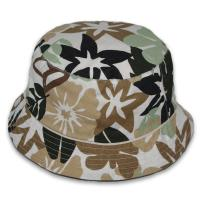 Small Floral UV Protection Mens Floral Bucket Hat Hipster Animal Patterns