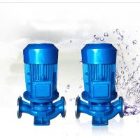 Horizontal Single Stage Centrifugal Pump Cast Iron Stainless Steel Clean Water Boost ISG Vertical Pipeline