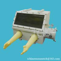 Best Compact Stainless Steel Vacuum Glove Box (22x17x16) with Vacuum Flange & Gauge - VGB-1 wholesale