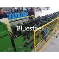 Best Adjustable Size Cold Roll Forming Machine , C Z Purlin Forming Machine 415V / 440V wholesale